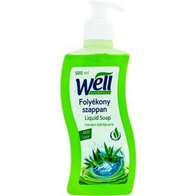 Well sapun lichid cu parfum Aloe vera – 500 ml
