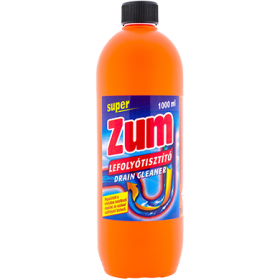 Zum soluție lichid pentru desfundat chiuvete - 1 L