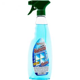 Dalma Magic soluție de curățat pentru geamuri - 500 ml
