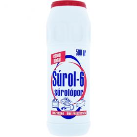 Súrol-6 praf de curățat pentru suprafețe - 500 g