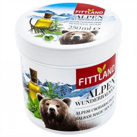 Fittland-250ml balsam magic din Alpi