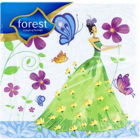 Servetele de Pasti 3 straturi Forest – 15 buc.