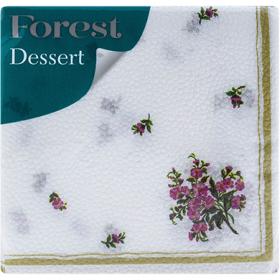 Șervețele Forest Desszert 1 strat – 55 buc.