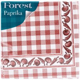 Forest-serv.Paprika Regina 45buc 1strat