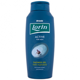 Lorin Active for Men gel de duș pentru bărbați - 300 ml