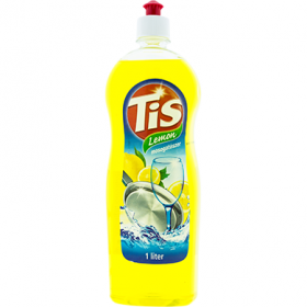 Tis Lemon kézi mosogatószer – 1000 ml