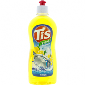 Tis Lemon kézi mosogatószer – 500 ml