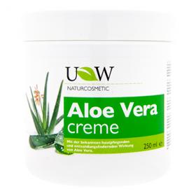 UW cremă cu Aloe vera – 250 ml
