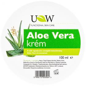 Uw Aloe Vera krém – 100 ml