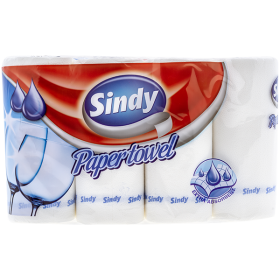 Sindy -prosop hartie 4role 2str classic
