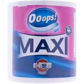 Ooops-Maxi prosop de hartie 100m 2str