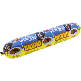 Bruno salam cu gust de carne de pui pentru câini - 1 kg