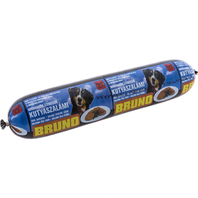 Bruno salam cu gust carne de vită pentru câini - 1 kg