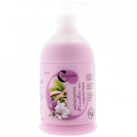 Charlotte-sapun lichid 500ml fistic-magnolia