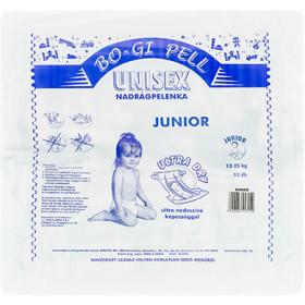 Bogi-Pell scutece Junior (12-25 kg) – 52 buc.
