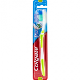 Colgate-perie de dinti Extra clean 1buc Medium