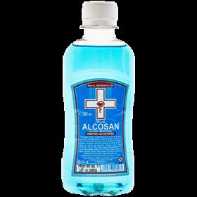 Alcosan Alcool Sanitar 70% - 200 ml