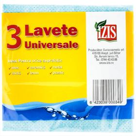 Izis-laveta universala 3buc monocrom