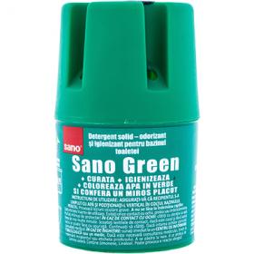 Sano Green igienizant pentru bazinul toaletei - 150 g