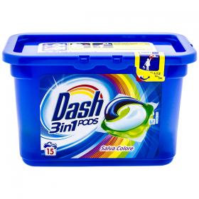 Dash-det.caps.15bucx27g Salva Colore