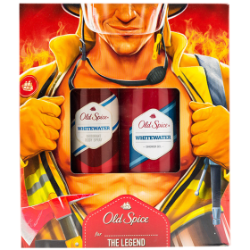 Set B-Old Spice Whitewater 2p(deo150+SG250)