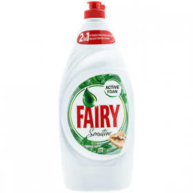 Fairy-det pt vase 800ml Sens.Tea Tree-Mint