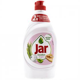 Jar-det.pt.vase 450ml Sensitive Aloe-Pink Jasm