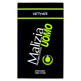 Malizia Uomo Vetyver after shave pentru bărbați – 100 ml