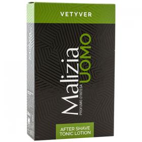Malizia Vetyver after shave balsam pentru bărbați - 100ml