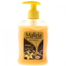 N.Malizia-sapun lichid 300ml argan si vanilie