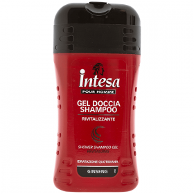 Intesa Ginseng gel de duș și șampon -  250ml