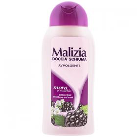 Malizia Blackberry Musk gel de duș pentru femei - 300ml