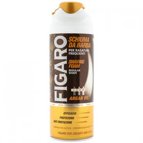 N.Figaro-spuma de ras 400ml ARGAN