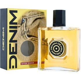 Denim Gold after shave pentru bărbați - 100 ml