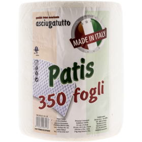 Pariss-prosop de buc.alb 2strat, 350foi