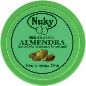 Nuky crema hidratanta Almendra - 200 ml