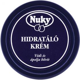 Nuky crema hidratanta - 200 ml