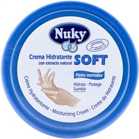 Nuky Soft crema hidratanta pentru maini - 200 ml