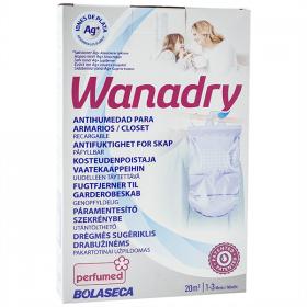 Wanadry săculeț dezumidificator dulap - 450g
