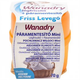 Wanadry Fresh Air Mini aparat dezumidificator - 70g