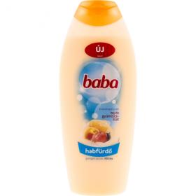 Baba spumant de baie cu extras de lapte si fructe - 750 ml