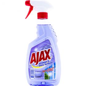 Ajax-det.geam cu pistol 500ml window blue