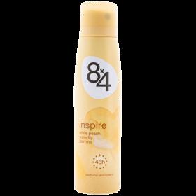 8x4 Inspire deodorant spray pentru femei - 150ml