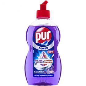 Pur Power detergent de vase Lavender - 450 ml