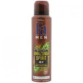 Fa Amazonia Spirit deodorant spray pentru bărbați - 150ml