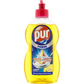 Pur Power Lemon Extra kézi mosogatószer – 450 ml