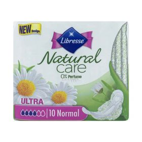 Absorbante igienice Libresse Natural Care Normal - 10buc