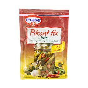 Amestec conservant pentru murături Dr. Oetker Pikant Fix Iute - 100gr