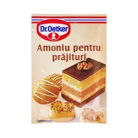 Amoniu pentru prăjituri Dr. Oetker - 7gr