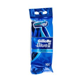 Aparat de ras unică folosință Gillette Blue II Plus Slalom - 10buc